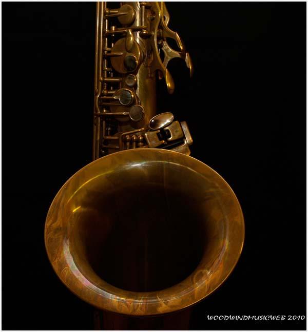 conn saxophone serial dating